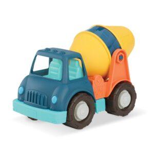 Cement Truck – Betoniarka z serii Wonder Wheels