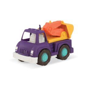 Ciężarówka z koparką – Excavator Truck -Wonder Wheels