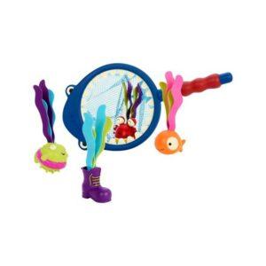 Finley – zestaw do łowienia morskich cudaków – Rekin - B.Toys