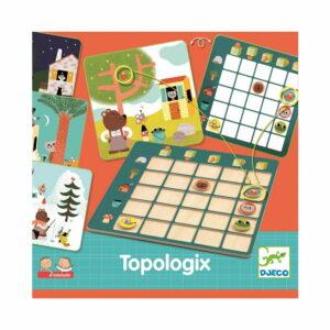 Gra Eduludo Topologix DJ08354 - Djeco