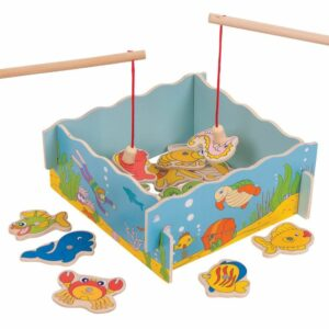 Gra magnetyczna łowienie rybek - BigJigs