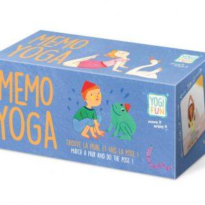 Gra pamięciowa Memo Joga Y003 - Buki