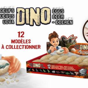 Jajko dinozaura z dłutkiem D6O - Buki