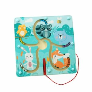 Labirynt magnetyczny las - Adam Toys