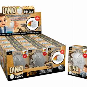 Magiczne jajko dinozaura D6G - Buki