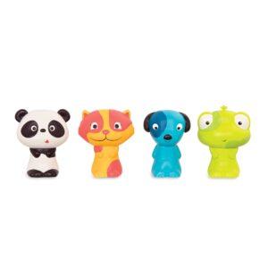 Pinky Pals – pacynki na palce Załoga B. - B.Toys