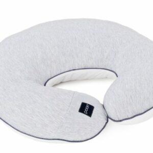 Poduszka do karmienia szary i biały - Poofi