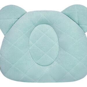 Poduszka z wgłębieniem na główkę - Royal Baby - Ocean Mint - Sleepee