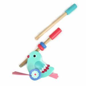 Ptaszek do pchania - Adam Toys
