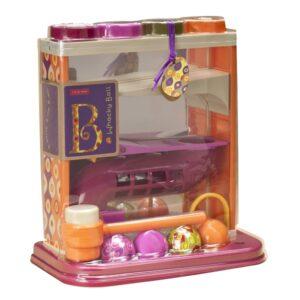 Whacky Ball – lustrzany kulodrom z młotkiem - B.Toys