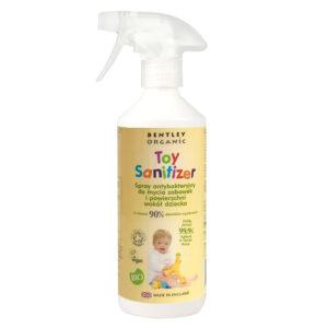 Bentley Organic, Dziecięcy Spray Dezynfekujący do Mycia Zabawek, 500 ml