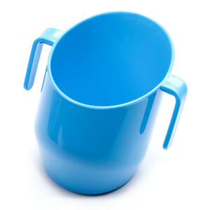 Doidy Cup błękitny-kubek treningowy do picia