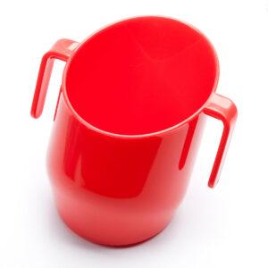 Doidy Cup czerwony-kubek treningowy