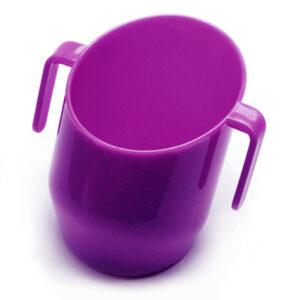 Doidy Cup jagodowy z brokatem-kubek treningowy