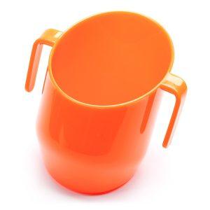 Doidy Cup oranżowy-kubek treningowy