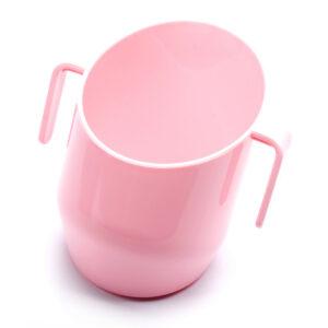 Doidy Cup różany-kubek treningowy do picia