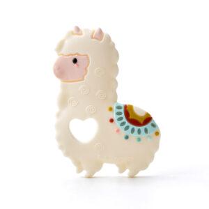 Gryzak silikonowy Llama – LouLou Lollipop