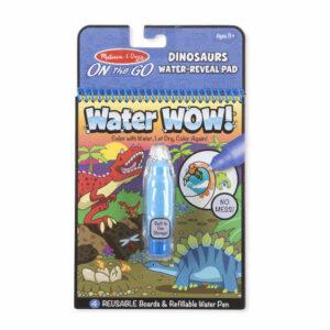 Kolorowanka wodna Water Wow! Dinozaury - Melissa & Doug