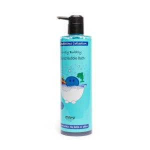 Lovely Bubble - Bąbelkowy płyn do kąpieli dla dzieci - Borówka 500ml - MINI-U