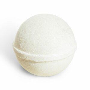 Musująca Kula do kąpieli dla dzieci - Wanilia i masło shea - MINI-U