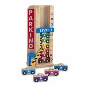 Parking nauka liczenia - Melissa & Doug