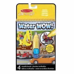 Wodna Kolorowanka Water Wow! Pojazdy - Melissa & Doug
