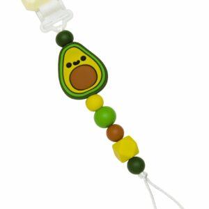 Zawieszka Darling - Avocado - LouLou Lollipop