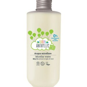 Woda micelarna dla dzieci, bezzapachowa, naturalne prebiotyki ZERO WASTE - 200ml - Baby Anthyllis ZERO