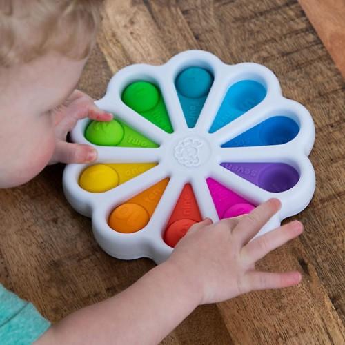 Bąbelki Cyferki Dimpl Digits - Fat Brain Toy Co