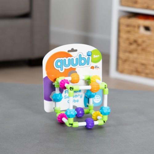 Sześcianik manipulacyjny Quubi - Fat Brain Toy Co